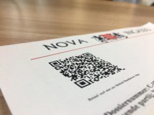Vordering voldoen via QR-code | Nova Incasso | Incassobureau Groningen & Amsterdam