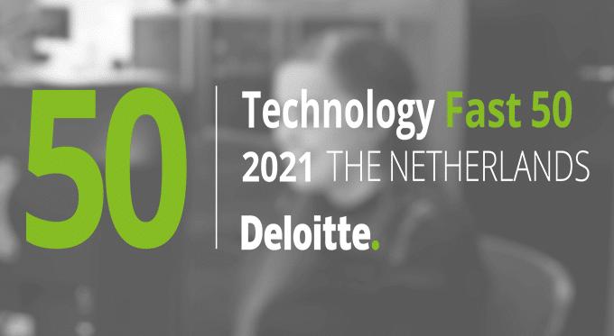 Deloitte Fast 50 Nominatie 2021